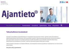 ajantieto.fi