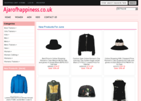 ajarofhappiness.co.uk