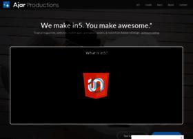 ajarproductions.com