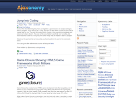 ajaxonomy.com