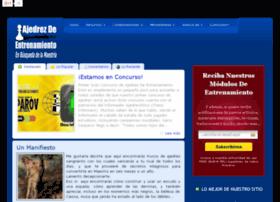 ajedrezdeentrenamiento.com