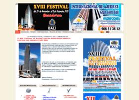 ajedrezenelbali.com