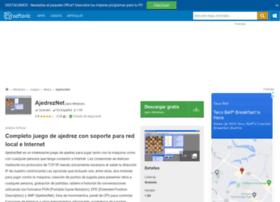 ajedreznet.softonic.com