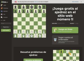 ajedrezonline.es