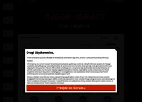 ajgorignacy.cupsell.pl