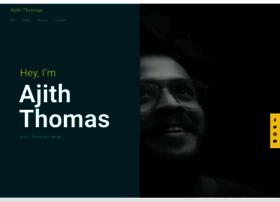 ajiththomas.com