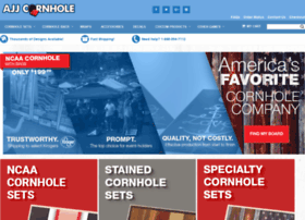 ajjcornhole.com