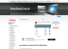 ajkbise.boardresult.pk