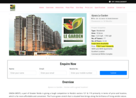 ajnaralegarden.co.in