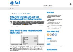 ajopaul.com
