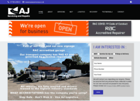 ajservicing.co.uk