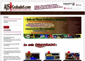 ajsgrabados.com