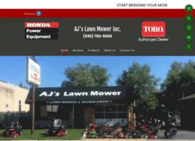 ajslawnmower.com