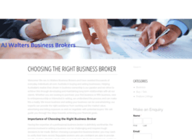 ajwbusinessbrokers.com.au