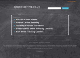 ajwplastering.co.uk