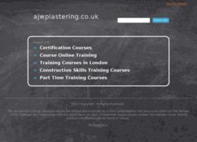 ajwplastering.co.uk