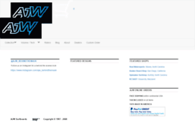 ajwsurfboards.com