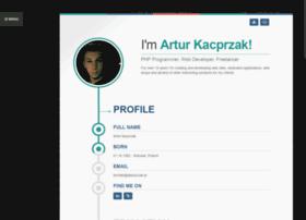 akacprzak.pl