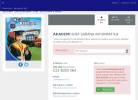akademi.bsi.ac.id