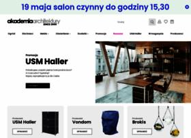 akademiaarchitektury.pl