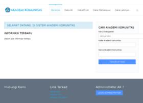 akademikomunitas.dikti.go.id