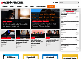 akademikpersonel.org