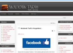 akademiktarih.com