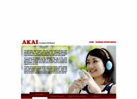 akai.com