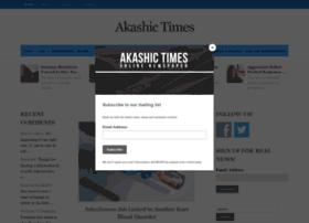 akashictimes.co.uk