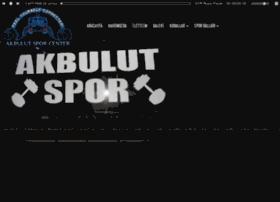akbulutspor.com