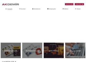 akdemirler.com.tr