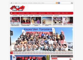akdenizdespor.com