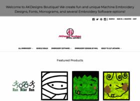 akdesignsboutique.com