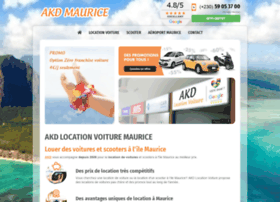 akdholidays-mauritius.com