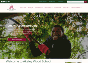 akeleywoodschool.co.uk