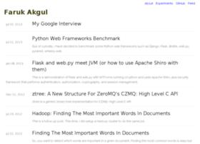akgul.org