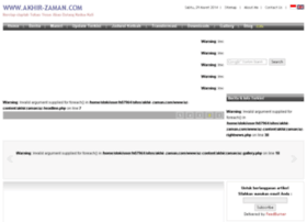akhir-zaman.com