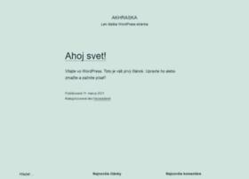 akhraska.sk