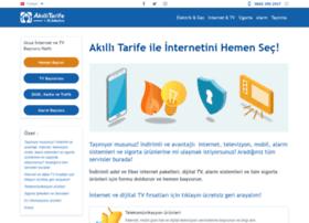 akillitarife.com