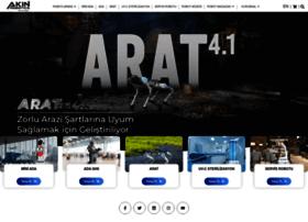 akinrobotics.com