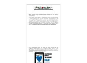 akirahrobinson.com