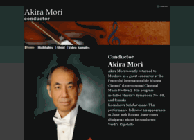akiramoriconductor.com