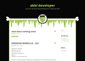 akkideveloper.wordpress.com