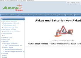 akkuenergy.net