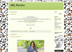aklreview.blogspot.com