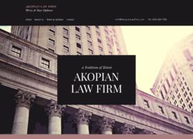 akopianlawfirm.com