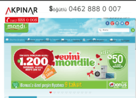 akpinarmondi.com
