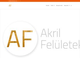 akrilfeluletek.com