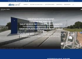 akrocard.com