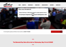 akronautoauction.com